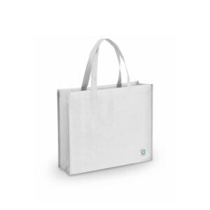 white color laminated non woven bag