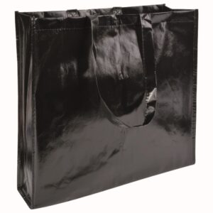black color laminated non woven bag
