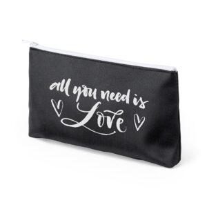 black color beauty bag