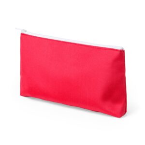red color beauty bag