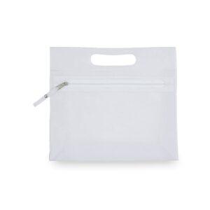 white color beauty bag