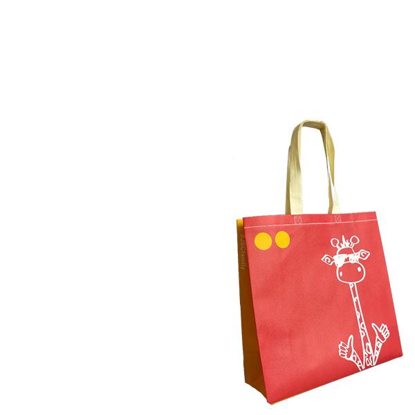 custom non woven bag, τσαντα non woven, τσαντα non woven